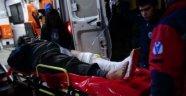 Azez'de Patlama Oldu, 6 Yaralı Kilis'e Getirildi