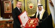 Bahreyn Kral'ından Erdoğan Anısına Sürpriz Cami!