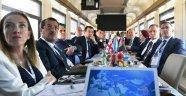 Bakü- Tiflis- Kars Demiryolu ilk Yolcularını Taşıdı