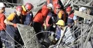 Balıkesir Üniversitesi'nde İnşaat Çatısı Çöktü