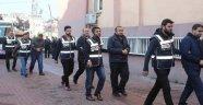 Bartın'da 7 Polis Tutuklandı