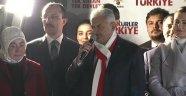 Başbakan Binali Yıldırım'dan Balkon Konuşması