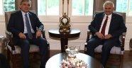 Başbakan Yıldırım, Gül İle Görüştü!