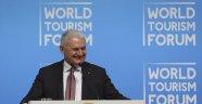 Başbakan'dan Turizm Forumunda Konuştu