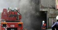 Bayrampaşa'da Korkutan Yangın