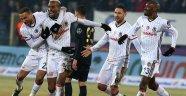 Beşiktaş Deplasmanda Osmanlıspor'u Yendi
