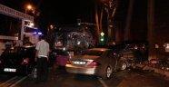 Beşiktaş'ta Zincirleme Trafik Kazası