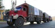 BM Yardımları Halep'e Götürülemedi