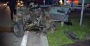 Bu Kazadan Burunları Dahi Kanamadan Çıktılar!