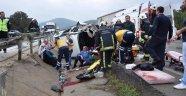 Bursa'da Korkutan Kaza: 9 Yaralı
