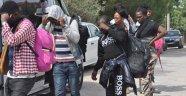 Çanakkale'de 61 Göçmen Yakalandı