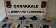Çanakkale'de Göçmen Kaçakçılığına 6 Gözaltı