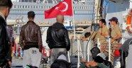 Çeşme'de 85 Sığınmacı Yakalandı