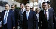 CHP'de Olağanüstü Kurultay Rafa Kalktı