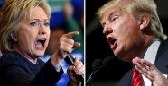 Clinton Trump'a Karşı: Yarış Şimdi Başlıyor