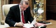 Cumhurbaşkanı Erdoğan O Kanuna Onay Verdi