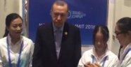 Cumhurbaşkanı Erdoğan'a G20'de Büyük İlgi