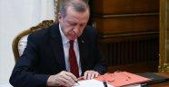 Cumhurbaşkanı Erdoğan'dan Danıştay'a Atama