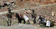 Dağlıca'da Mehmeçik Teröristlerin İnlerine Giriyor