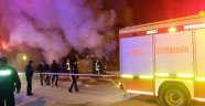 Denizli'de Yangın: 2 Ölü