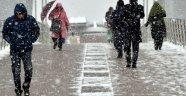 Dikkat! Bu Bölgelerimize Kar Yağışı Uyarısı