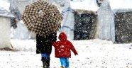 Dikkat!... Doğu'ya Kar Geliyor