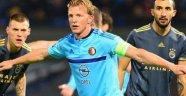 Dirk Kuyt'tan Maç Sonu Tezahürat