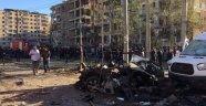 Diyarbakır'da Emniyete Bombalı Saldırı!
