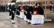 Diyarbakır'da Şehit Olan İki Polis İçin Tören Düzenlendi