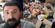 Edirne'de HDP'liler Yardım Topladı