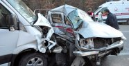 Edirne'de Korkunç Kaza: 8 Yaralı