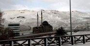 Erciyes Dağı Beyaza Büründü