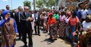 Erdoğan Afrika'da 23 Ülkeyi Ziyaret Etti