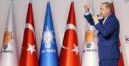 Erdoğan: Bu Kongre Diriliş Kongresidir