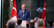 Erdoğan, Medya Temsilcileri İle İftar Yemeğinde