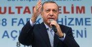 Erdoğan'dan CHP Bildirisine Sert Yanıt