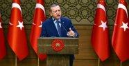 Erdoğan'dan Kürsü Kavgasına Tepki!
