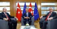 Erdoğan'dan Mülteci Anlaşması Çıkışı