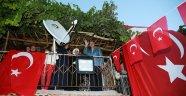 Erdoğan'dan Şehit Halisdemir'in Evine Ziyaret