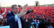 Erdoğan'ın Twit Attığı Saat Dikkat Çekti
