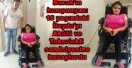 Erzurumlu Genç Gazeteci'den Örnek Davranış