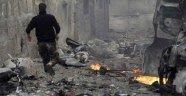 Esed Sivillere Bomba Yağdırdı