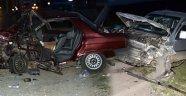 Feci Kaza: 5 Ölü, 4 Yaralı