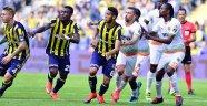 Fenerbahçe, Alanyaspor İle 1-1 Berabere Kaldı
