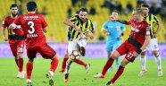 Fenerbahçe Kadıköy'de Siftah Yaptı!