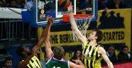 Fenerbahçe Unicaja Malaga'yı 80-59 Yendi