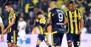 Fenerbahçe'de Korkutan Tablo