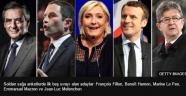 Fransa'da Cumhurbaşkanlığı Seçiminin İlk Turu