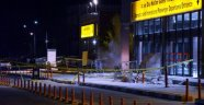 Gaziantep Havalimanı'nda Bomba Paniği