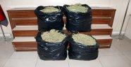 Gaziantep'te 50 Kilo Esrar Ele Geçirildi